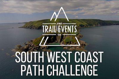 South West Coast Path Challenge