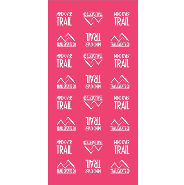 Pink Trail Events Co Snood
