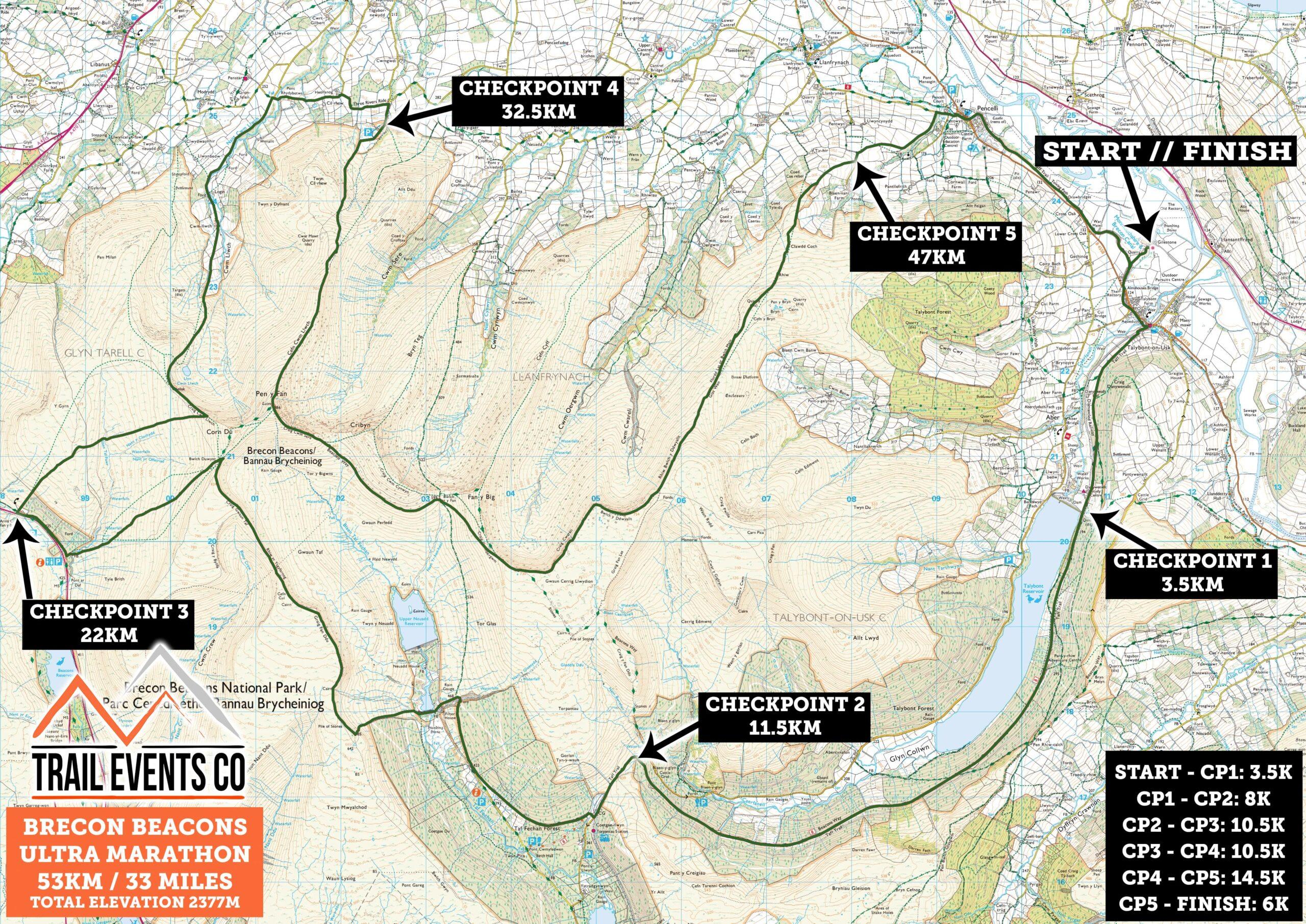 Brecon Beacons Ultra Marathon