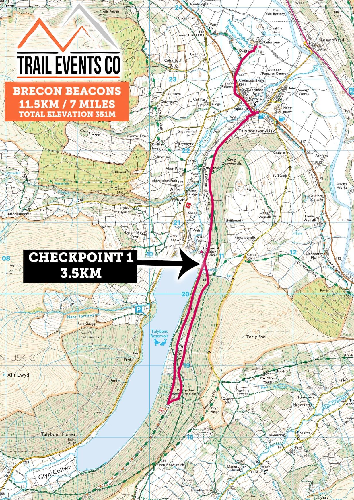 Brecon Beacons 11K