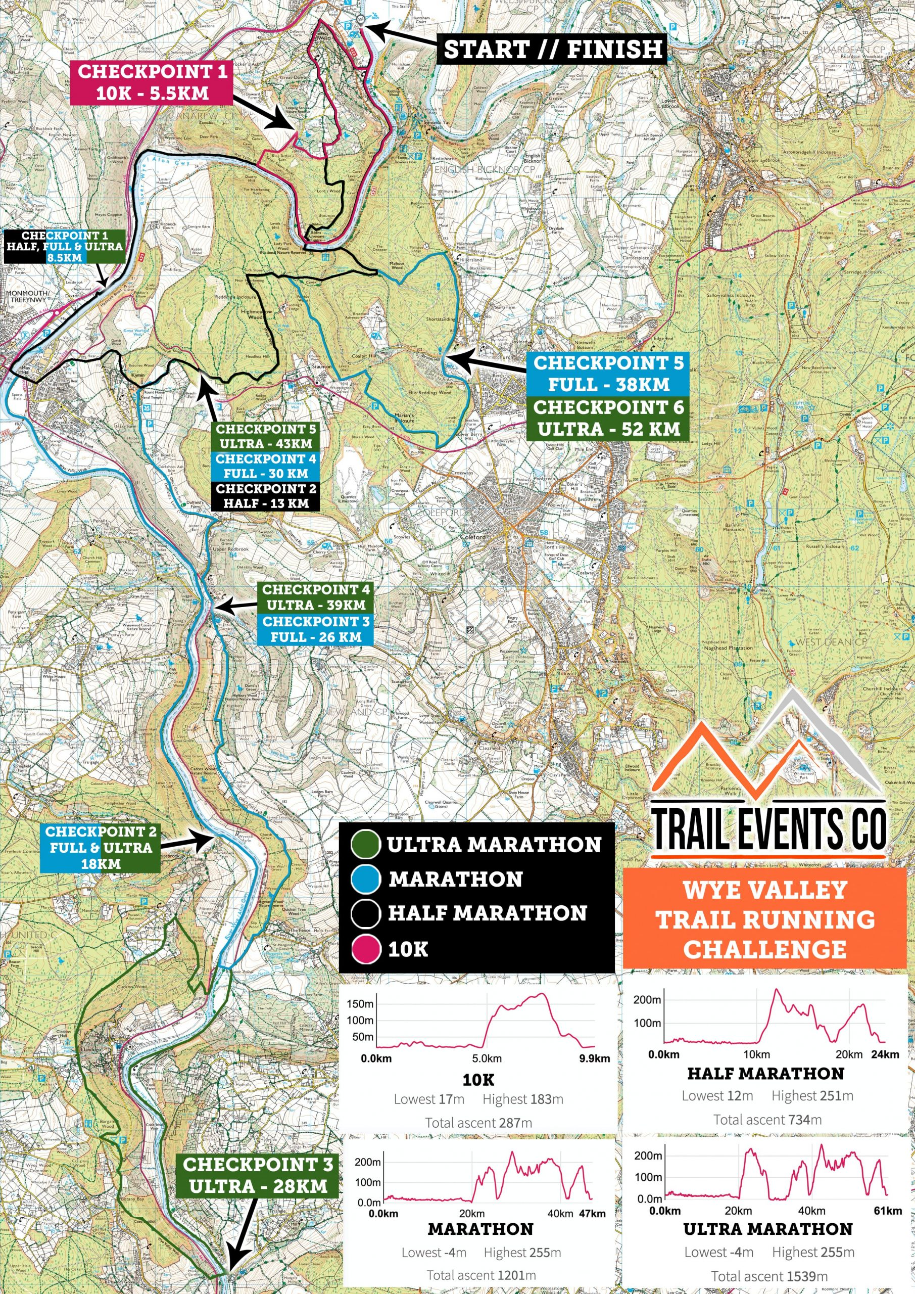 Wye Valley Multi Route