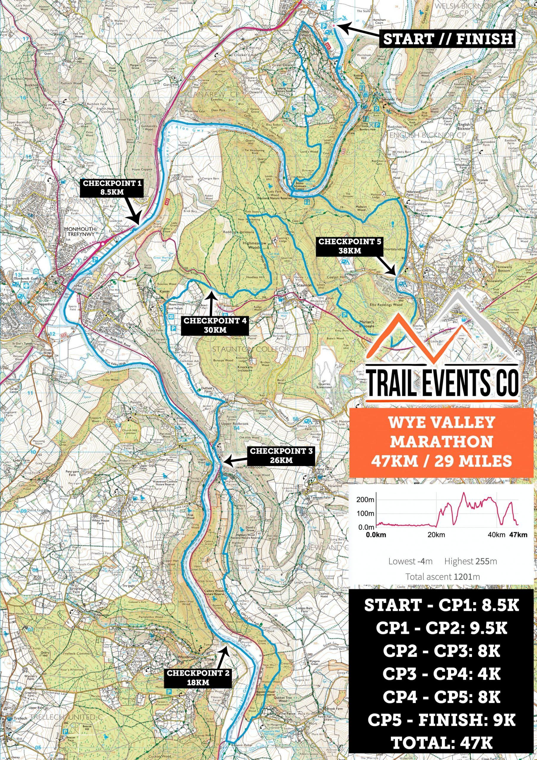 Wye Valley Marathon