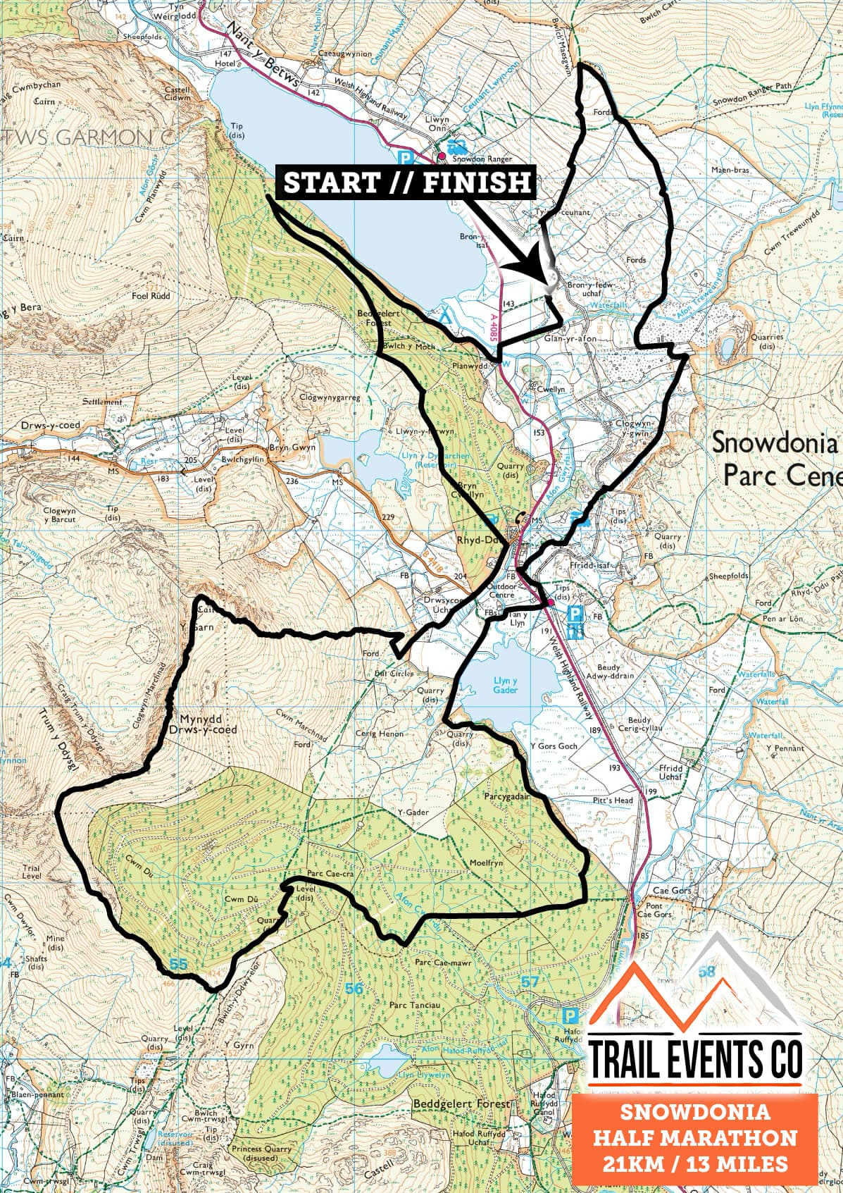 Snowdonia Half Marathon