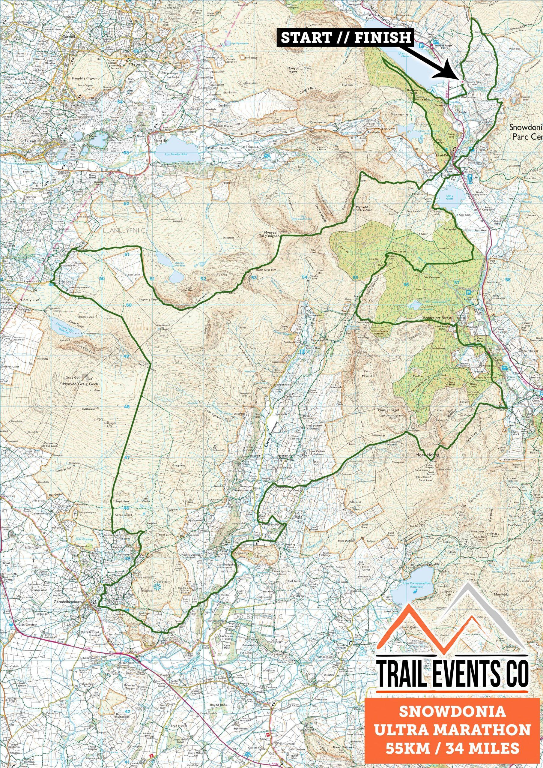 Snowdonia Ultra Marathon