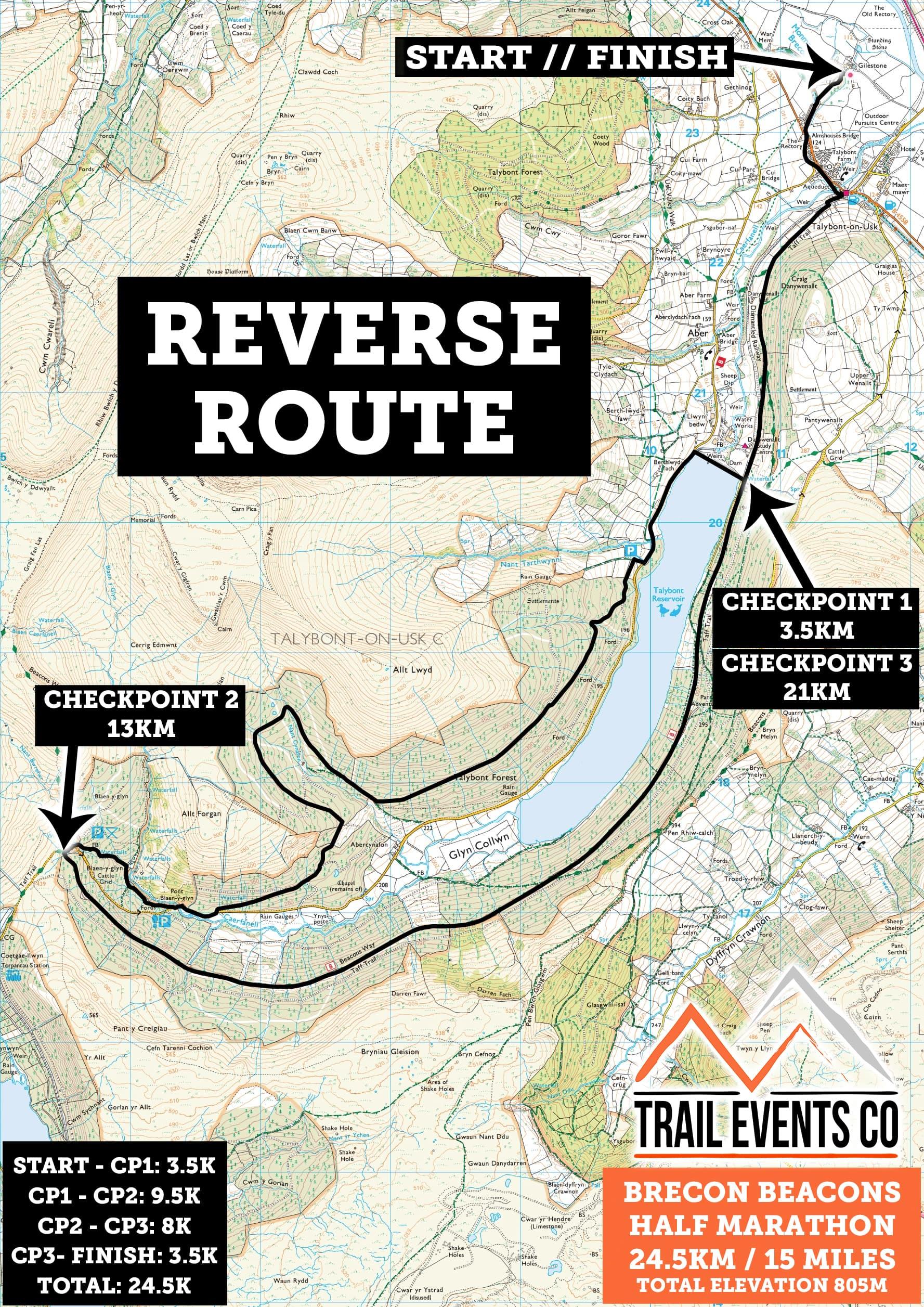 Brecon Beacons Half Marathon