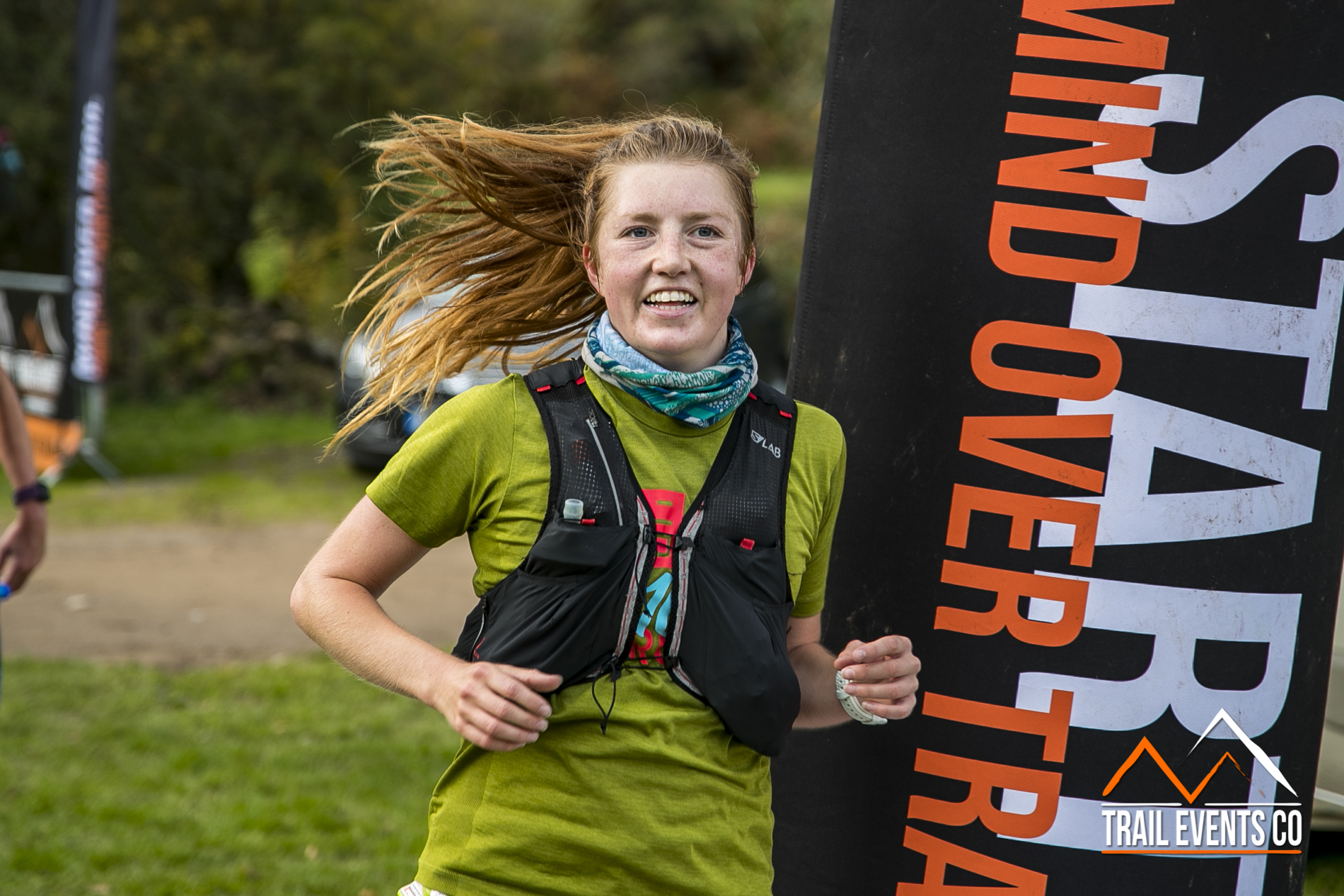 Jodie Gauld - Trail Events Co Brand Ambassador